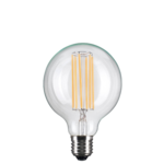 Ampoule 95mm filament cage LED Nud collection
