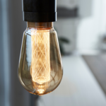 ampoule led circus amber lampe dambiance nud collection