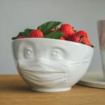 bol 500ml confiant masqué avec fraises vaisselle humeur tassen(1)