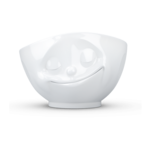 bol 500ml heureux blanc visage humeur tassen58(2)