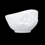 bol 500ml heureux blanc visage humeur tassen58(3)