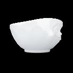 Bol 500ml visage malin sourire coquin porcelaine tassen58 apéro