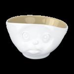 bol 500ml boudeur intérieur couleur sable beige vaisselle visage tassen cosmo