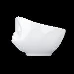 bol 500ml bisou blanc de coté salade bowl tassen porcelaine