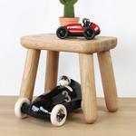 Voiture de collection playforever bruno noir et verve loretino rouge