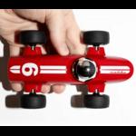 Voiture verve malibu rouge prise en main jouet collection playforever