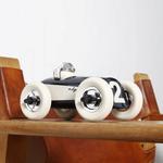 voiture de collection clyde playforever jouet de qualité bleu nuit