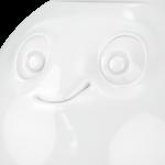 vase rond visage amusé avec gros yeux zoom vaisselle humeur tassen58