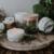 Munio candela bougie cire de soja moss ambiance naturel