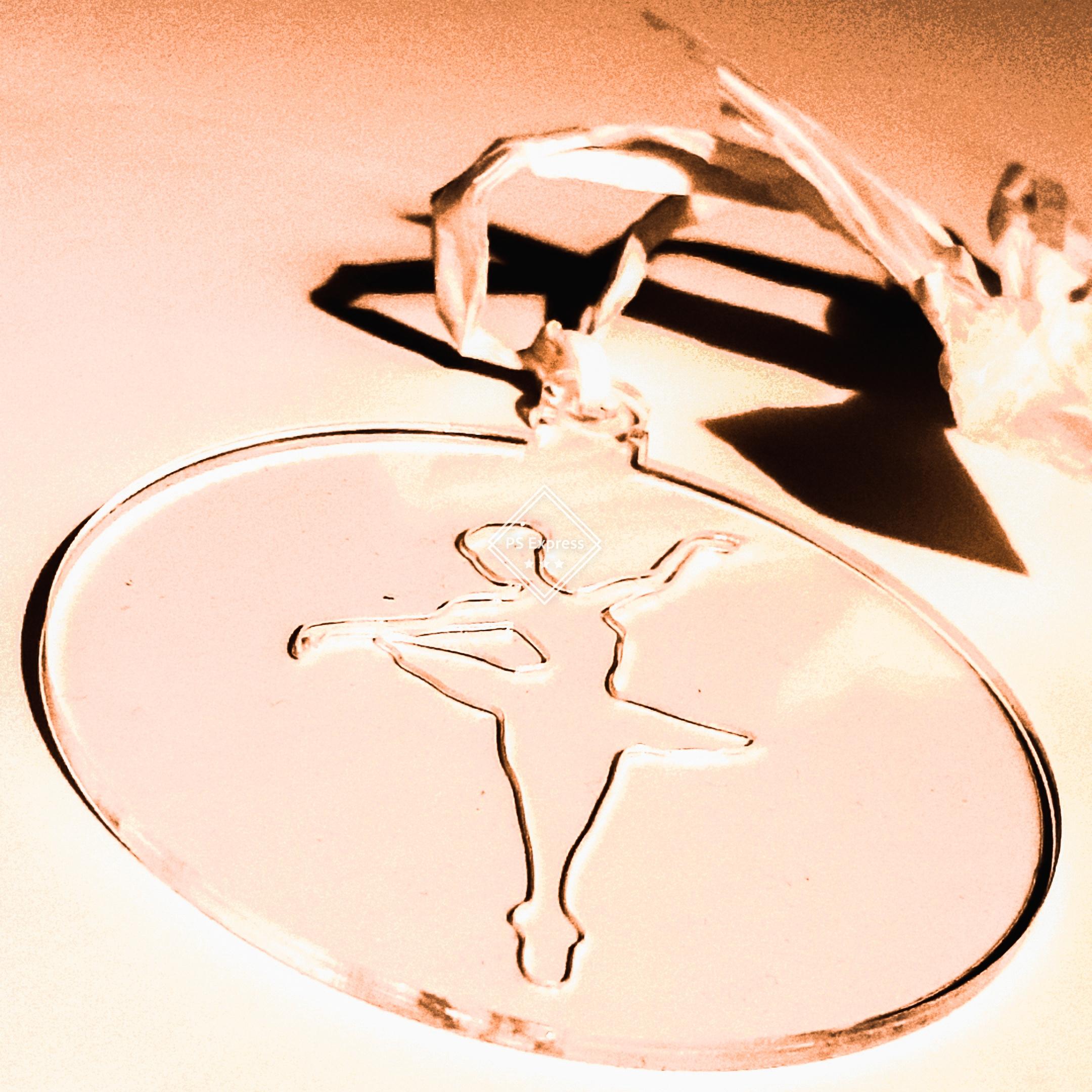 danseuse cristal
