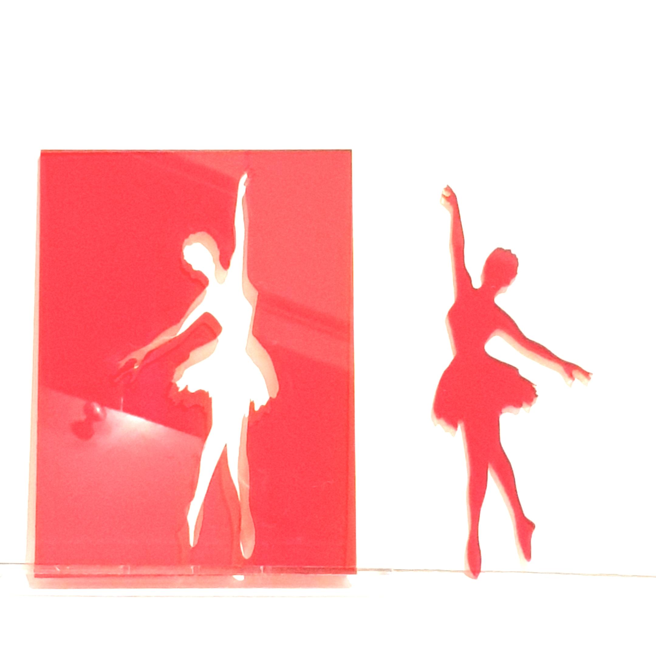 Danseuses cristal PLV