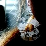 boucle cristal dentelle