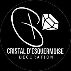 Cristal d'Esquermoise décoration