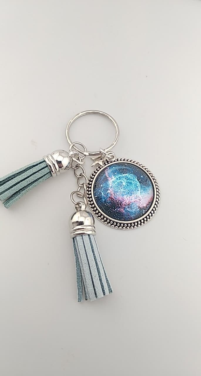 Porte clef galaxy