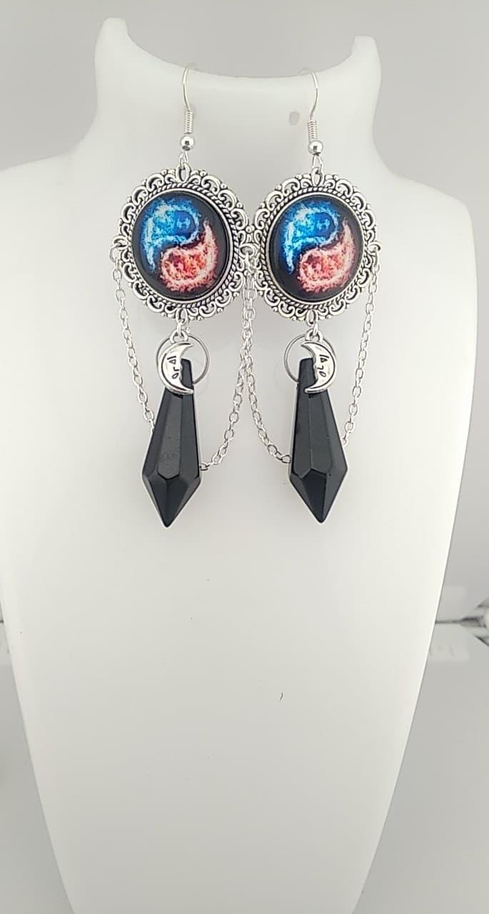 Boucles d\'oreilles Style Gothique