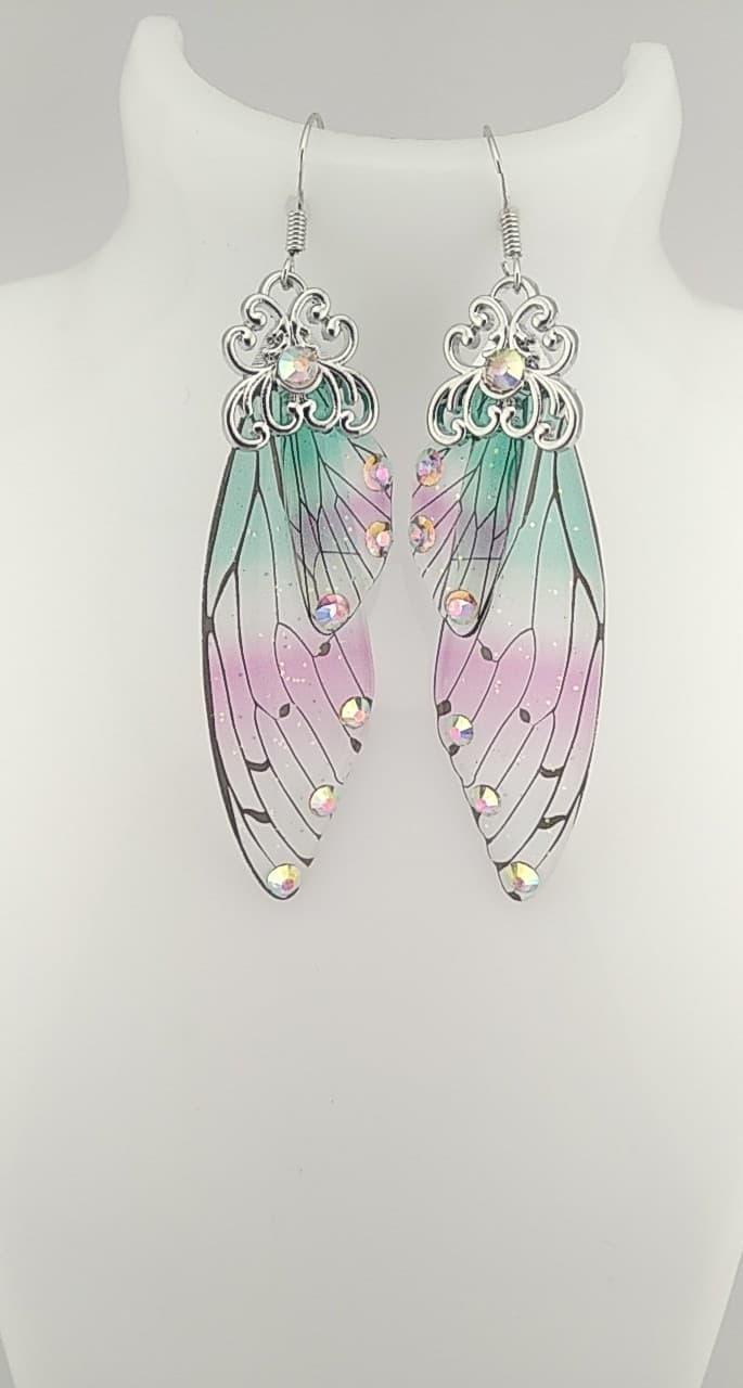 Papillon aile de fée