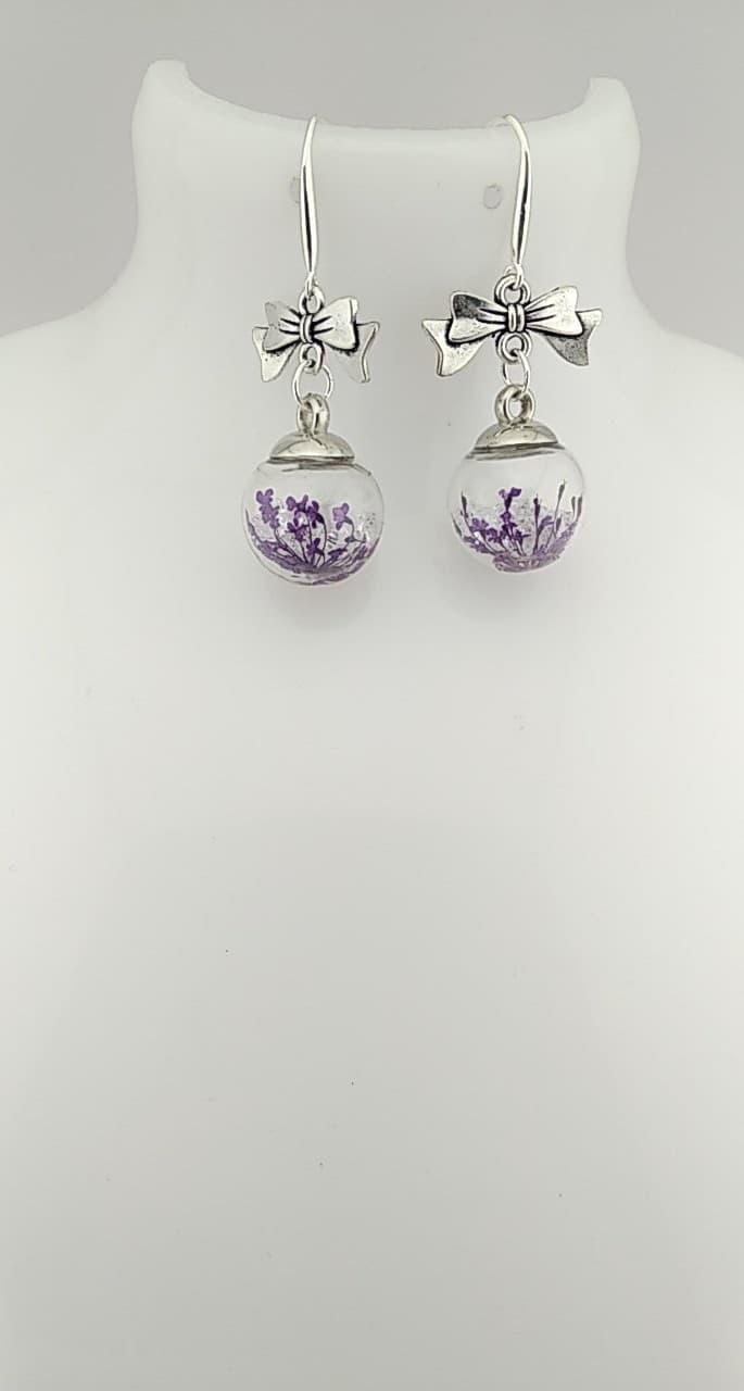 Boucle violette
