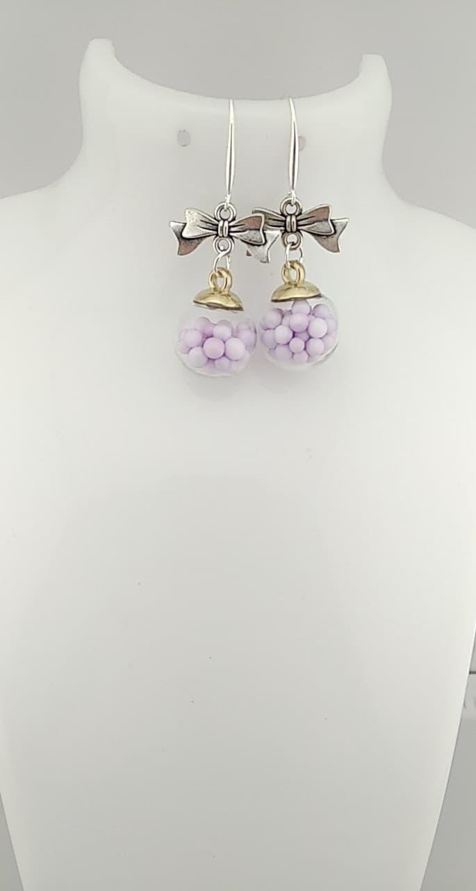 Boucle violette clair
