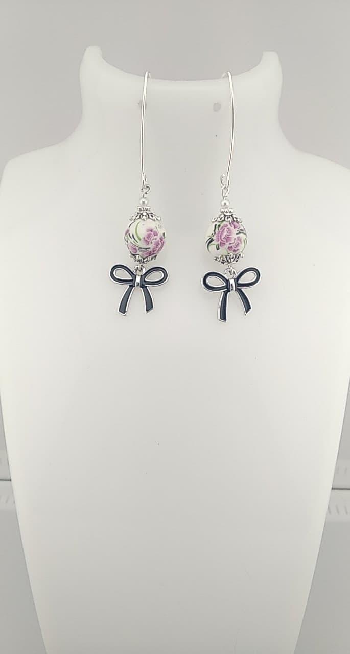 Perles chinoise rose