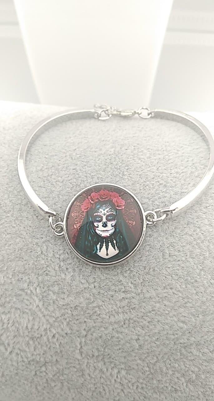 Bracelet style Gothique