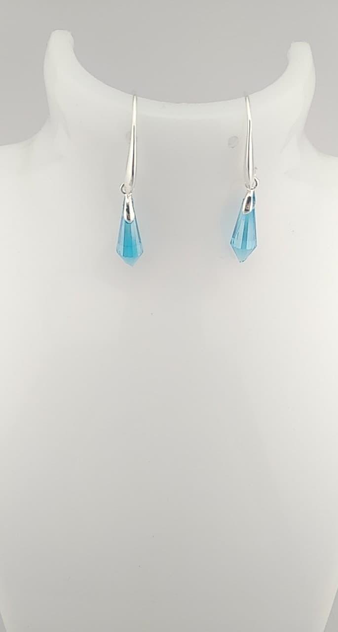 Cristal bleu clair