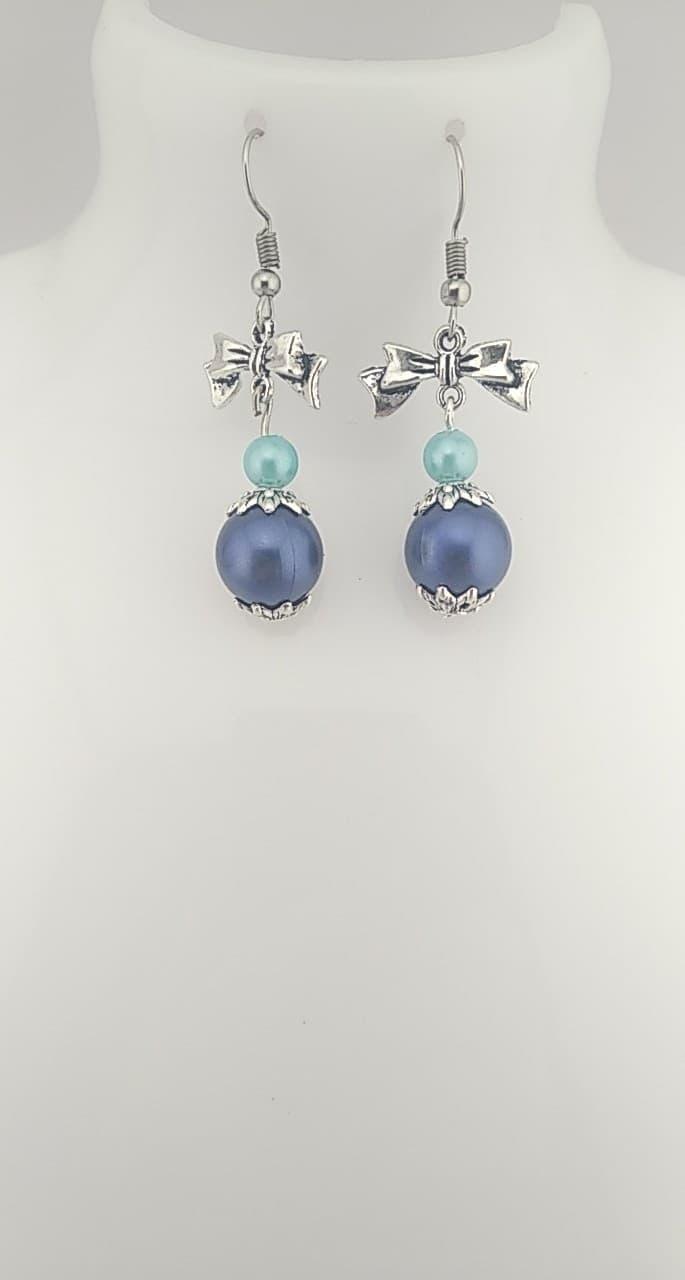Boucles d\'oreilles perles