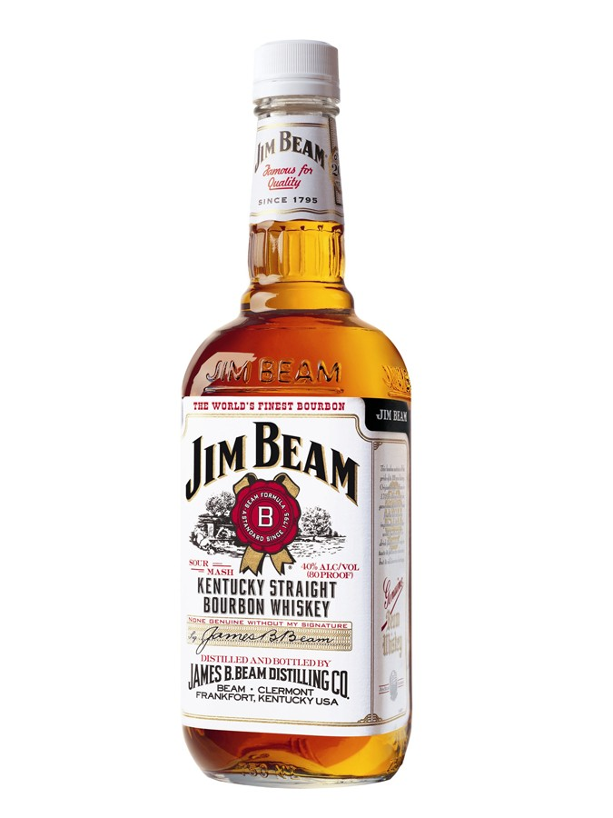 JIM BEAM 40% | Whisky Américain, Bourbon