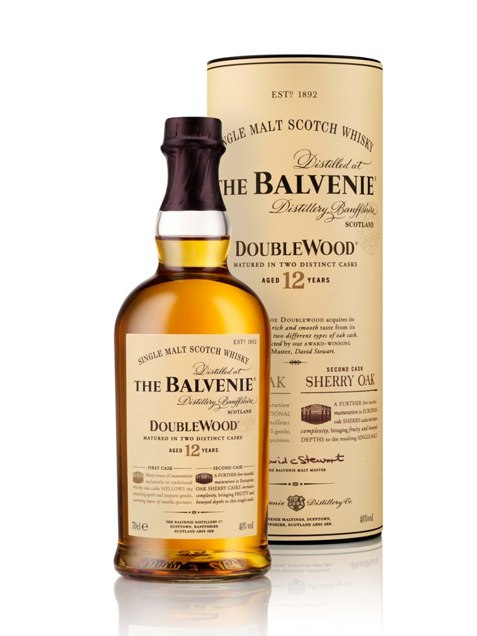 BALVENIE 12 ans Double Wood 40% | Single Malt Whisky