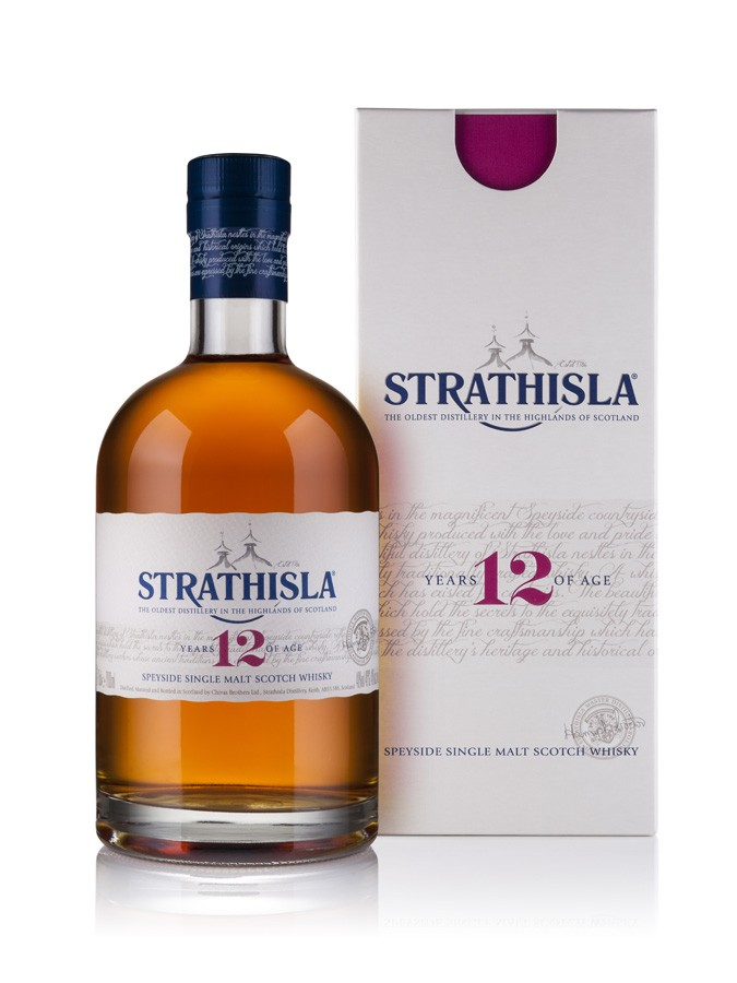 STRATHISLA 12 ans 40% | Single Malt Whisky
