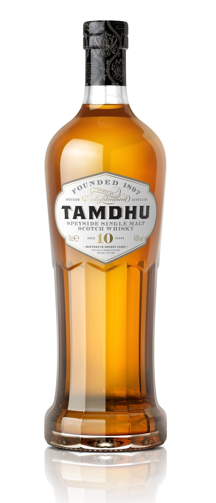 TAMDHU 10 ans 43% | Single Malt Whisky