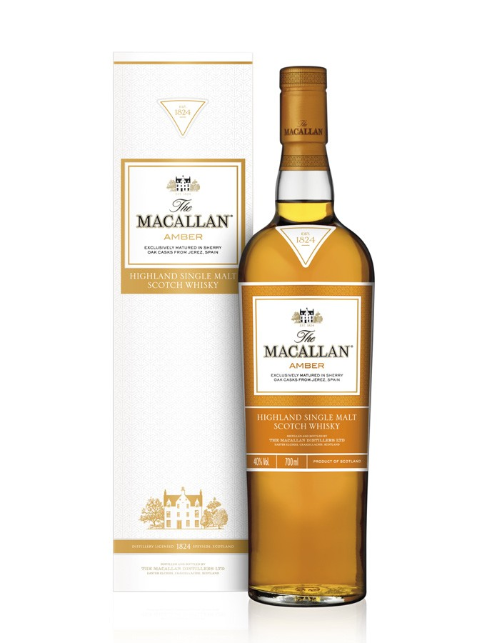 MACALLAN Amber 40% | Single Malt Whisky