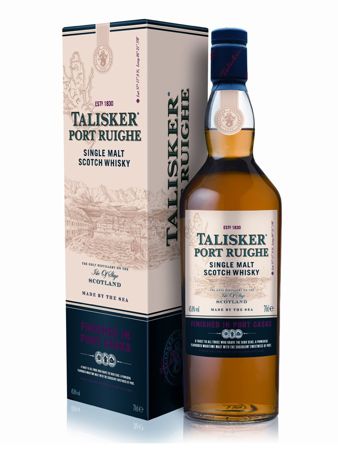 TALISKER Port Ruighe 45,8% | Single Malt Whisky