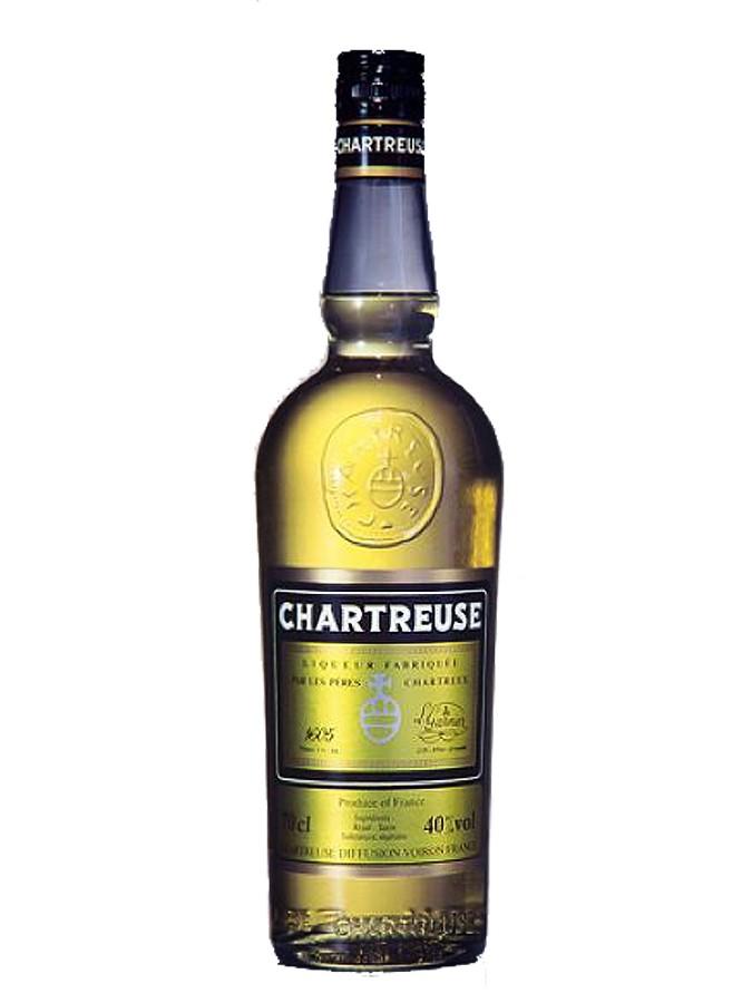 Liqueur CHARTREUSE Jaune 43%