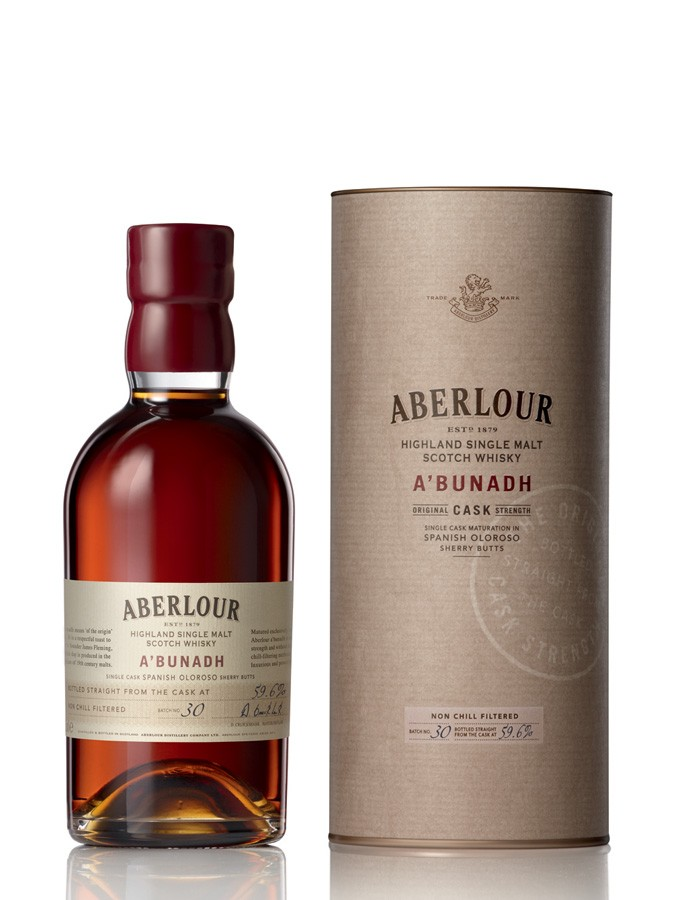 ABERLOUR A Bunadh 60,7% | Single Malt Whisky