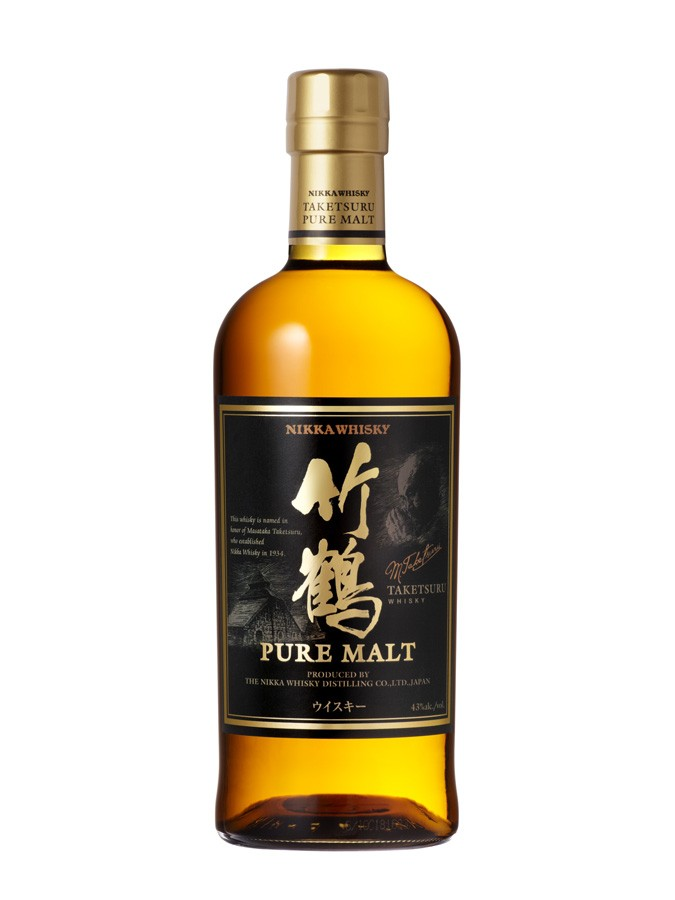 NIKKA Taketsuru Non Age 43% | Whisky Japonais
