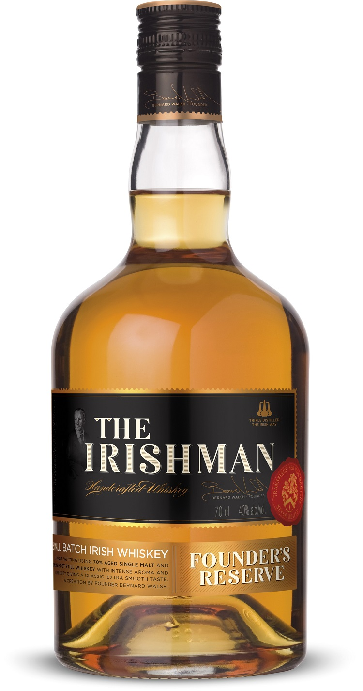 THE IRISHMAN Founder\'s Reserve 40% | Whsky Irlandais