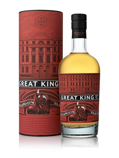 GREAT KING STREET Glasgow Blend 43% | Blended Whisky