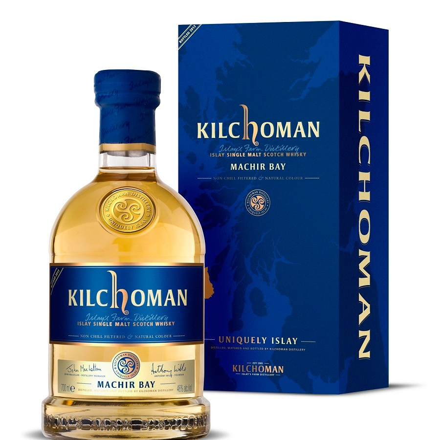 KILCHOMAN Machir Bay 46% | Whisky Tourbé
