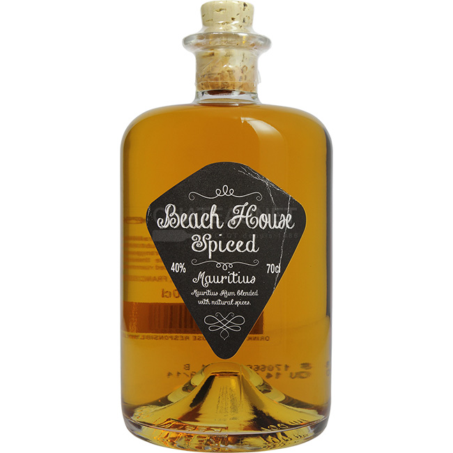 BEACH HOUSE Spiced 40% | Rhum épicé