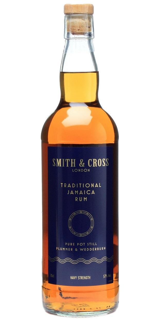 SMITH & CROSS RUM 57%