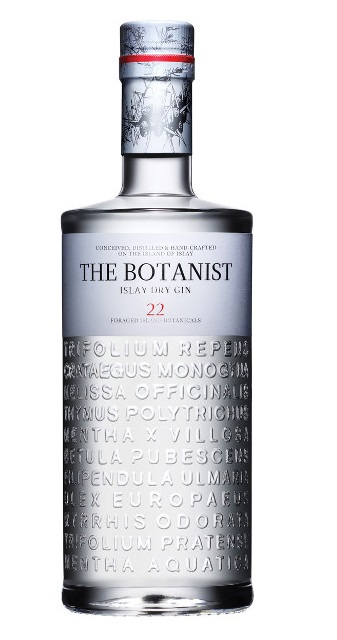 THE BOTANIST BY BRUICHLADDICH 46% GIN