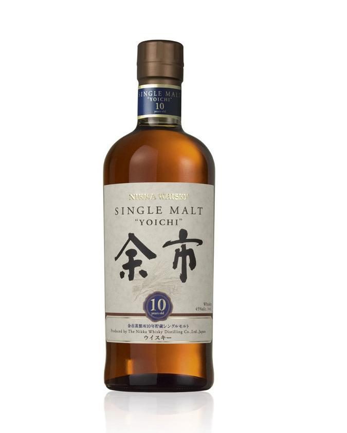 YOICHI 10 ans 45% | Whisky Japonais