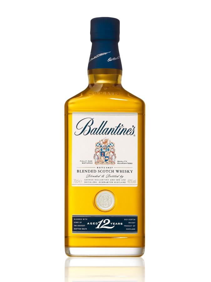 BALLANTINE\'S 12 ans 40% | Blended Whisky
