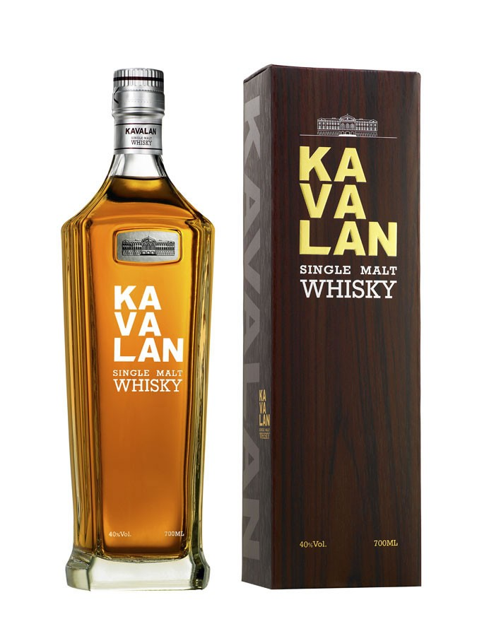 KAVALAN single malt 40% | Single Malt Whisky, Taïwan