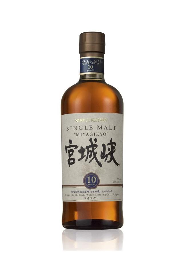 MIYAGIKYO 10 ans 45% | Whisky Japonais