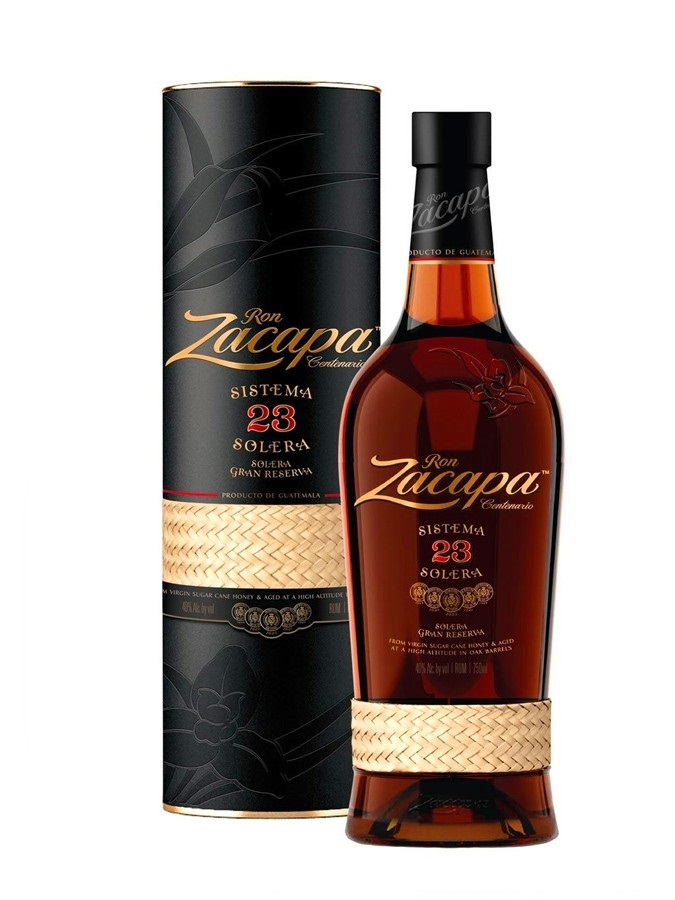 ZACAPA Ron 23 ans 40% | Rhum Traditionnel