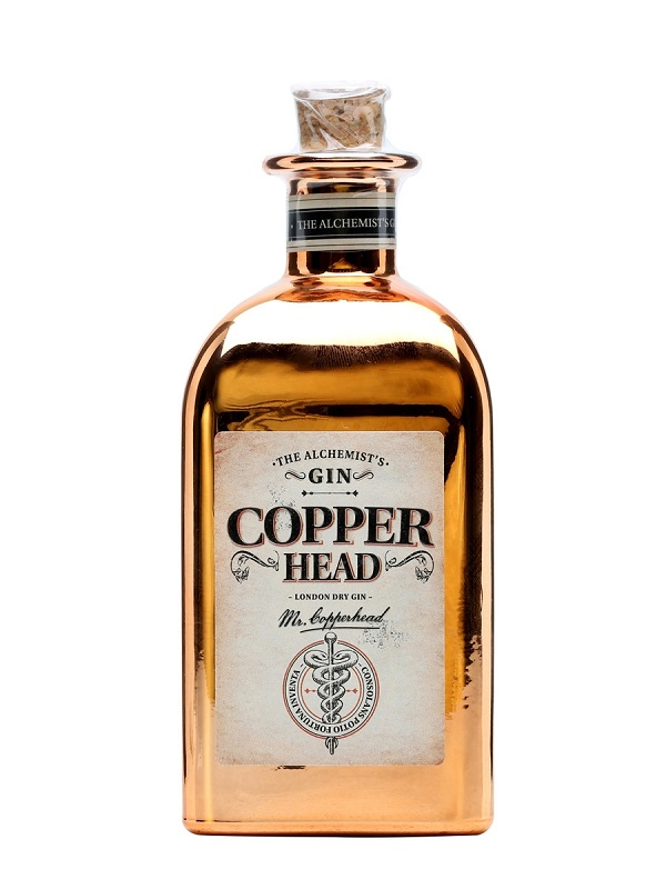 COPPER HEAD 40% | Gin