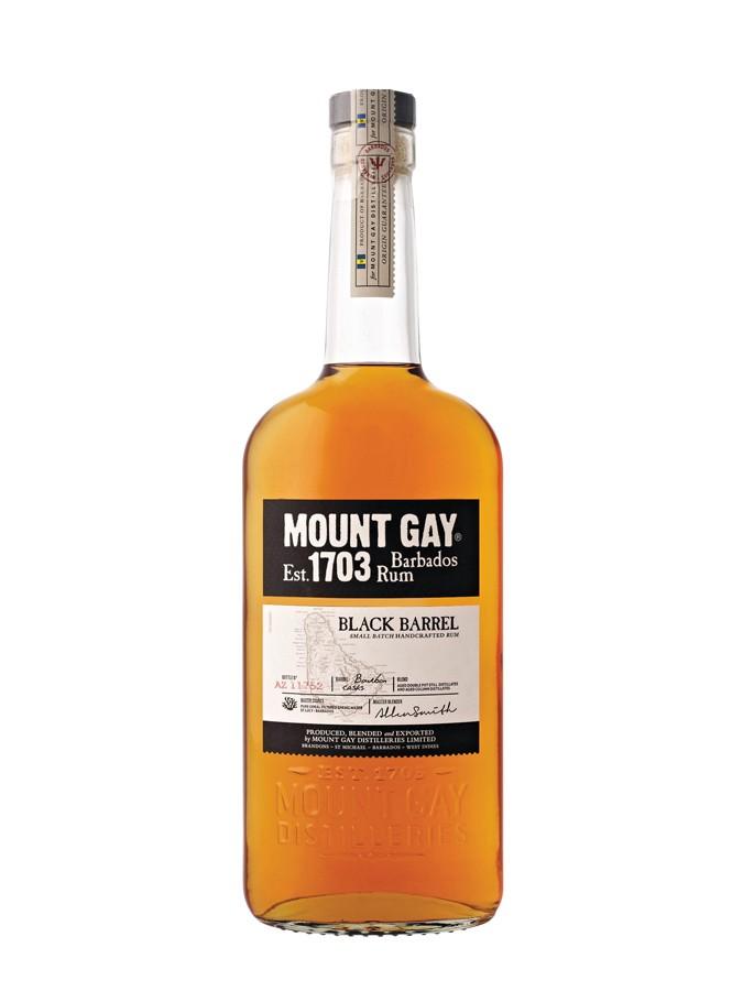 MOUNT GAY Black Barrel 43%
