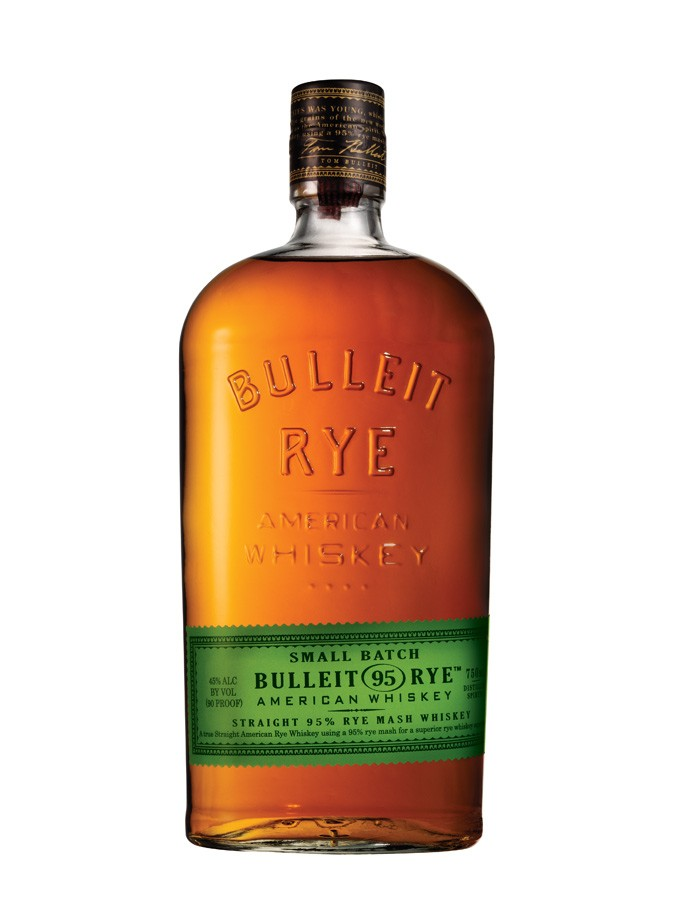 BULLEIT Rye 45%