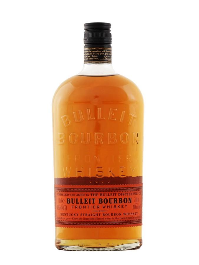 BULLEIT Bourbon 45%